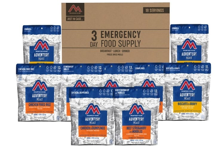Best Emergency Food For 2020 Reviewed 1