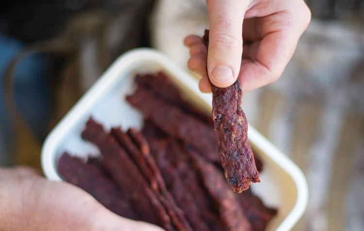 Pemmican In Hand