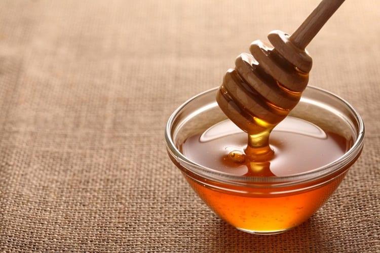 Honey Stick In Honey