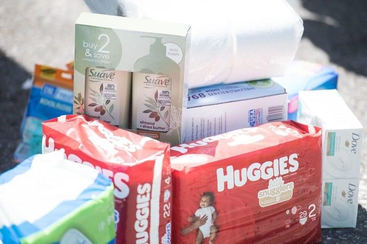 Personal Hygiene Supplies