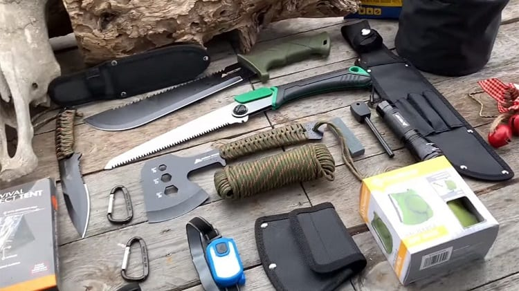 Set of Survival Tools