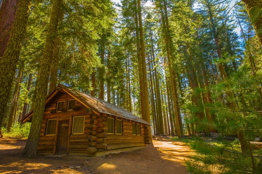 Seven Best Places In The U.S. To Live Off The Grid For Free