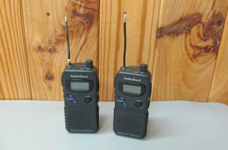 RadioShack 2 Way Radio