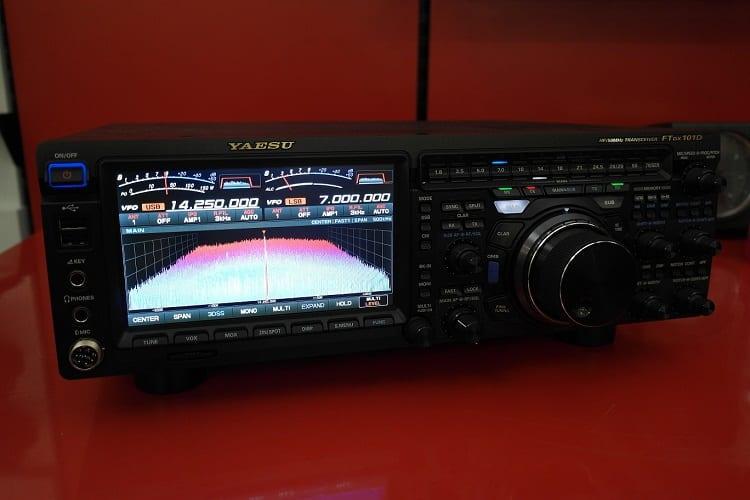 Using AFMARS Radio