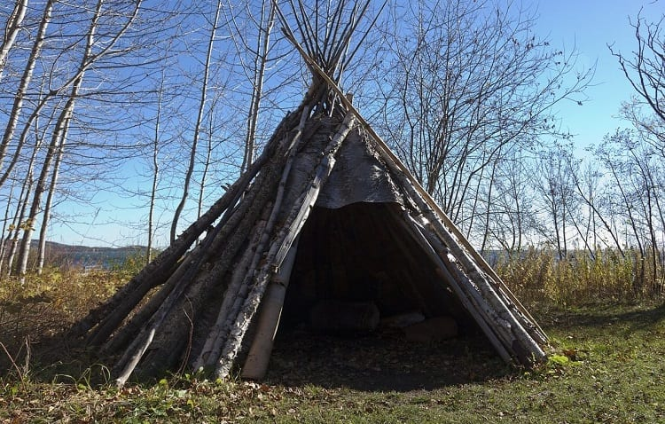 Teepee Tent Shelter