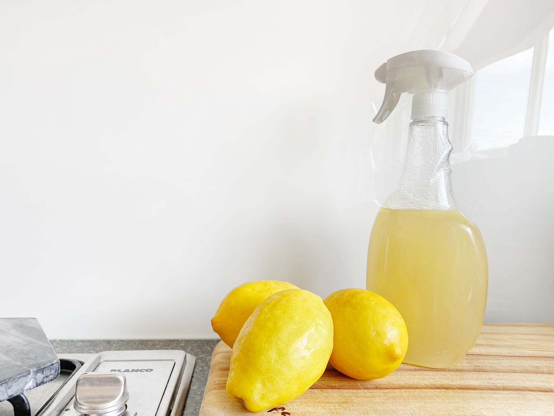 homemade natural cleaners
