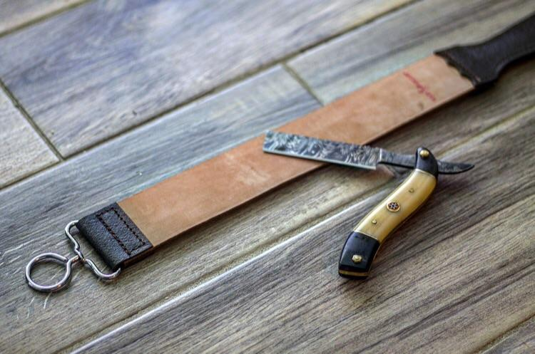 Leather Sharpening Strap