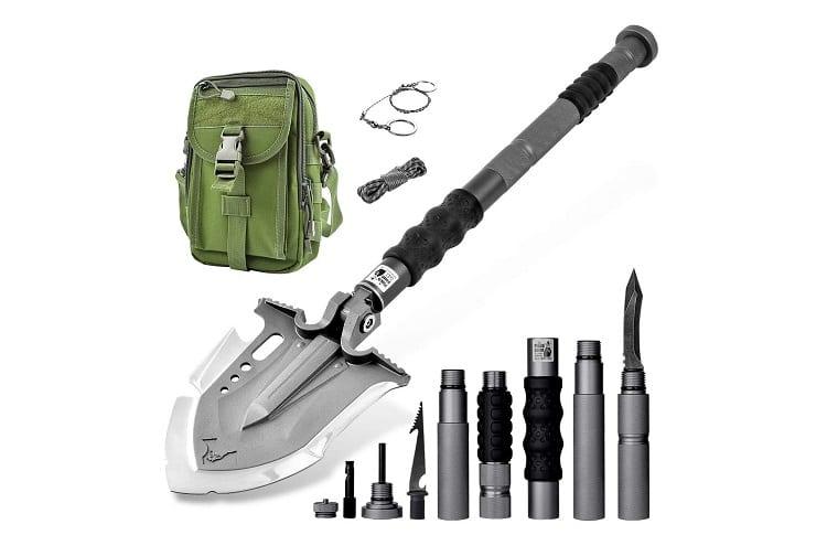Zune Lotoo Annihilate Tactical Shovel