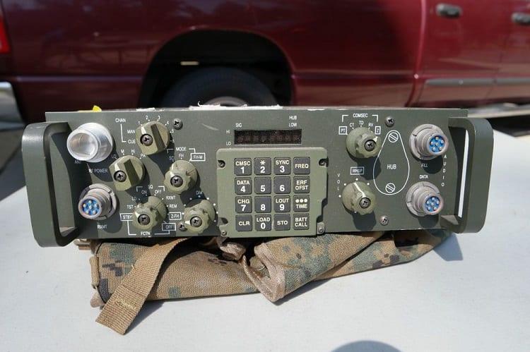 Military Surplus Survival Radio