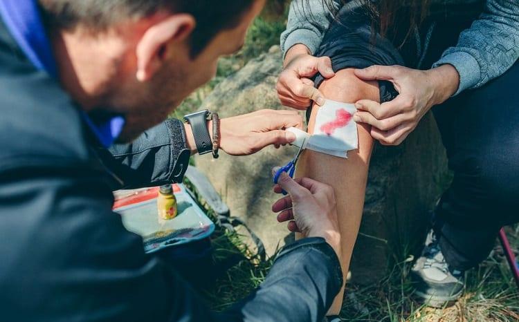 Stitching a Wound