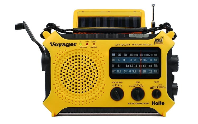 Best Survival Emergency Radio For 2020 1