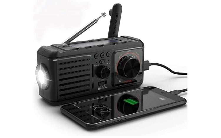 Best Survival Emergency Radio For 2020 5