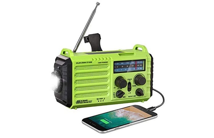 Best Survival Emergency Radio For 2020 3
