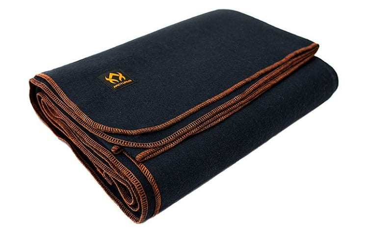 Arcturus Military Wool Blanket Review