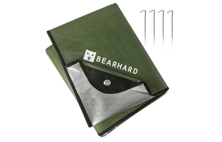 Bearhard Heavy Duty Emergency Blanket Review