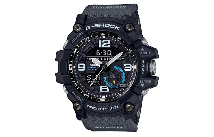 Casio G-Shock Mudmaster Watch Review