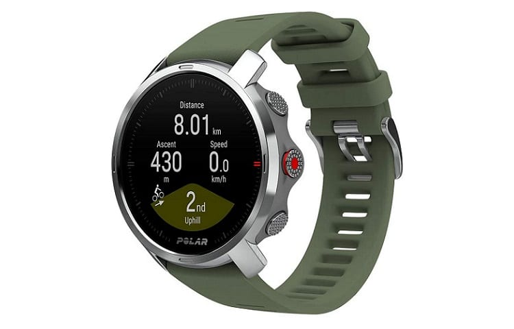 POLAR Grit X - Rugged Outdoor Watch with GPS Review
