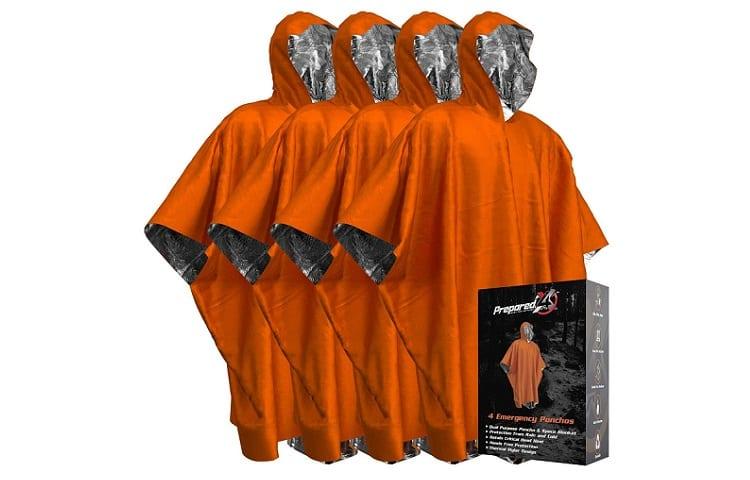 Poncho Hybrid Emergency Blankets Review