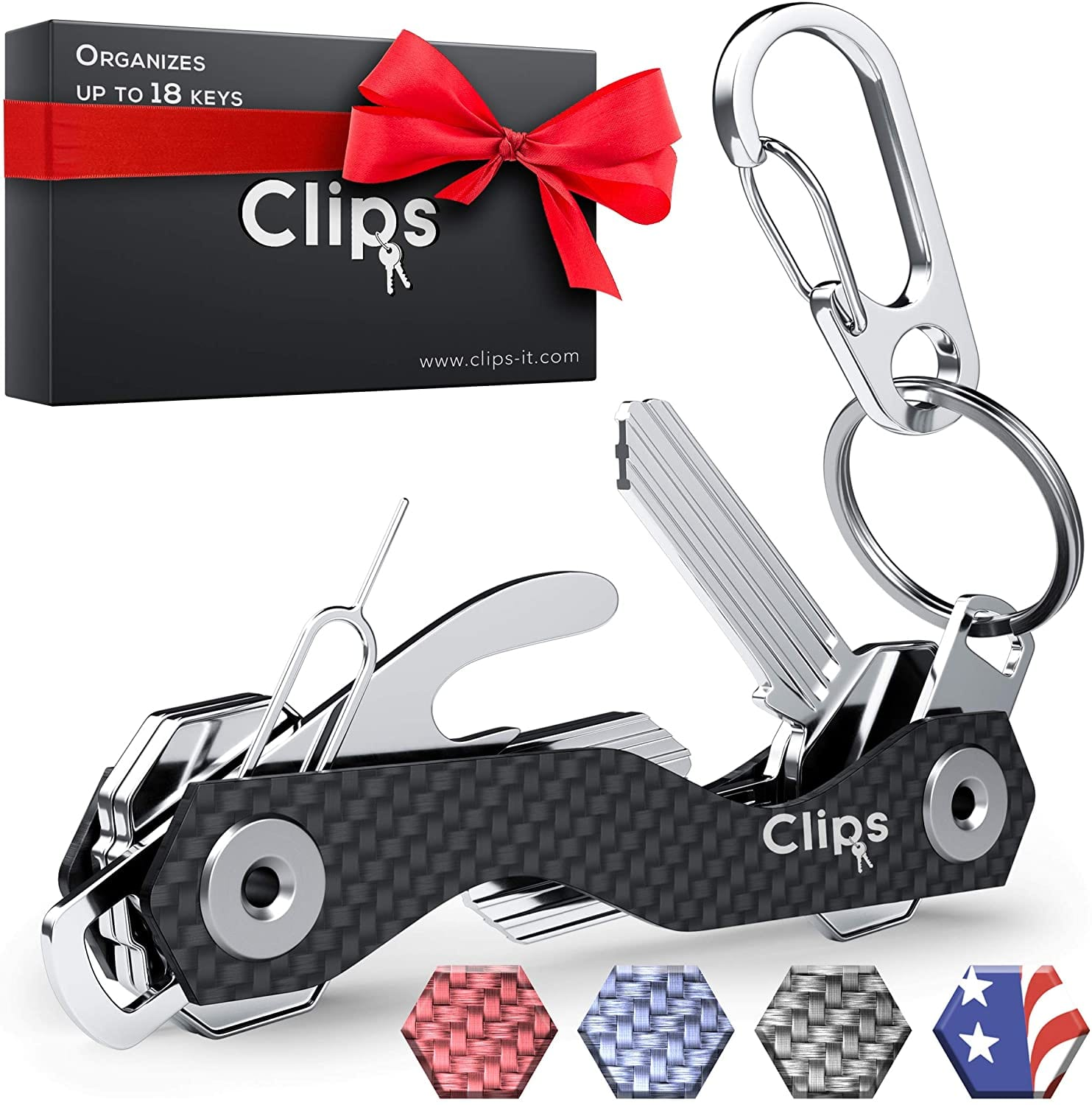 key organizers are best gifts for preppers