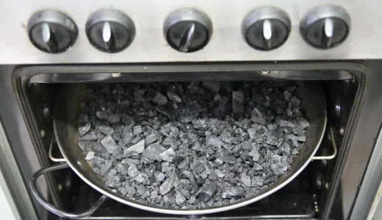 DIY Activated Charcoal