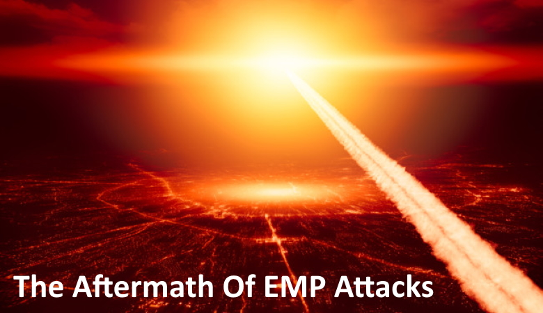 EMP Attack Aftermath