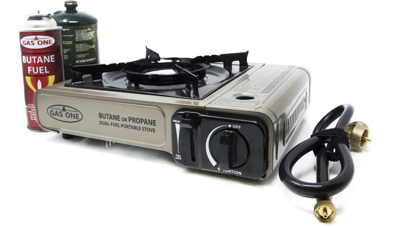 Gas ONE GS-3400P Propane Butane Portable Stove