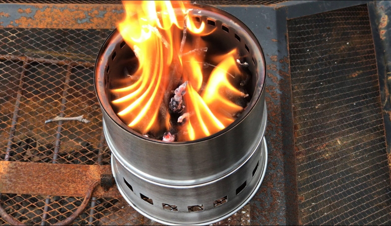 How Does a Portable Stove Work