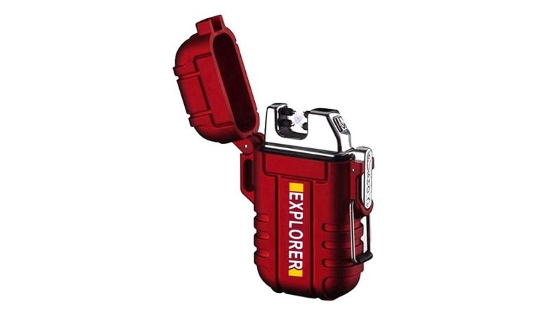 JINLUN Outdoor Flameless Plasma Lighter