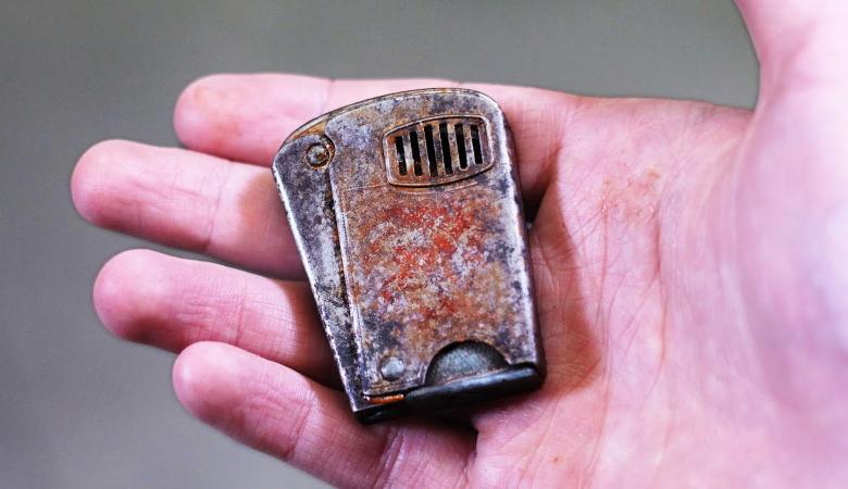 Old Lighter