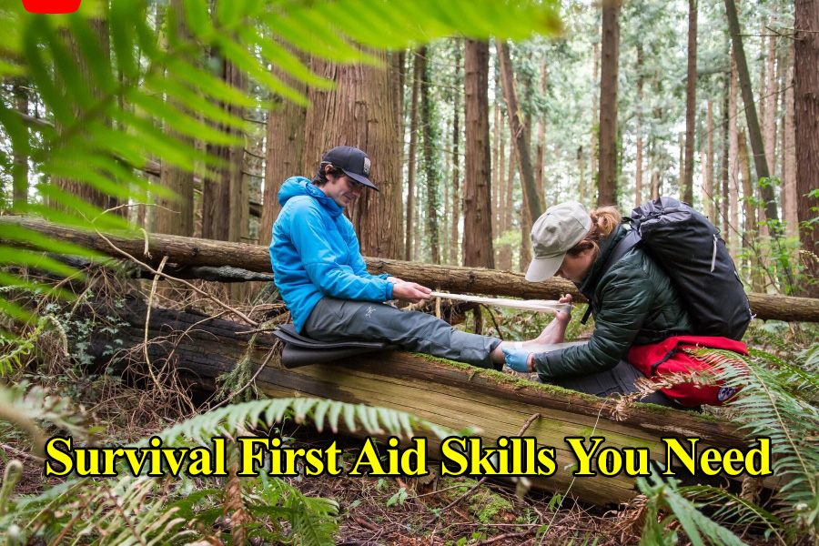 First Aid Skills You Need