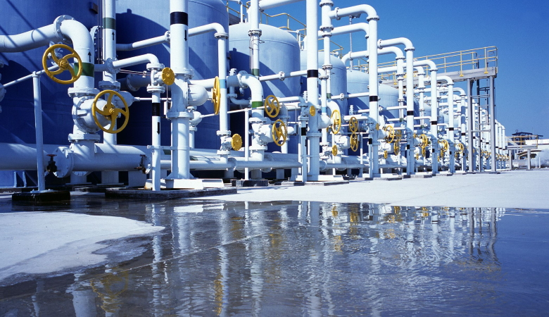 Water Desalination Unit
