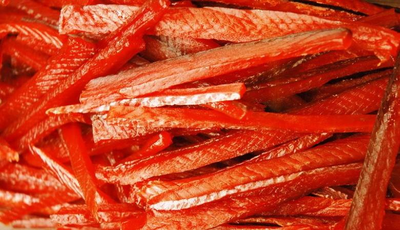 Wild Salmon Jerky