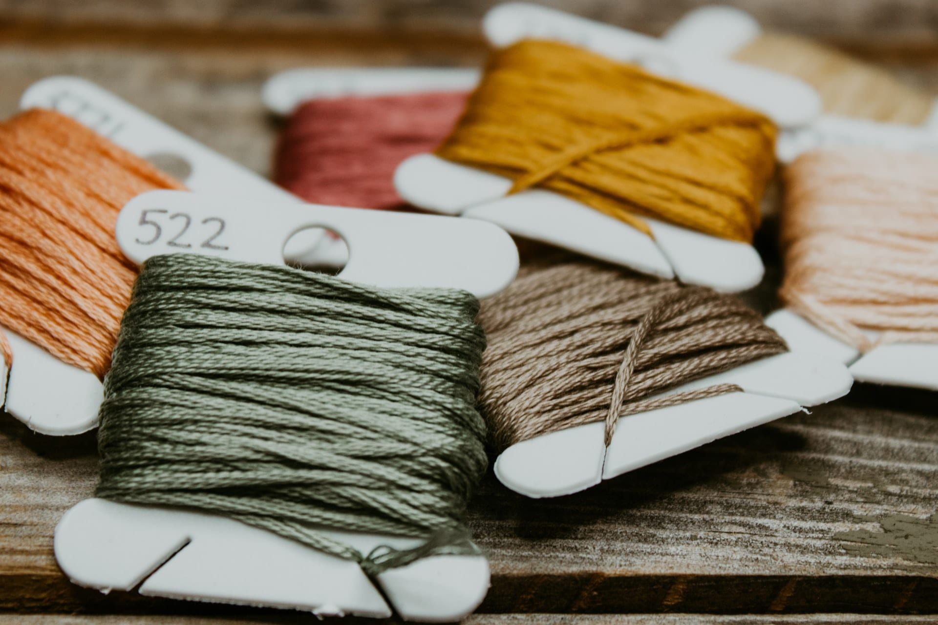 paracord yarn