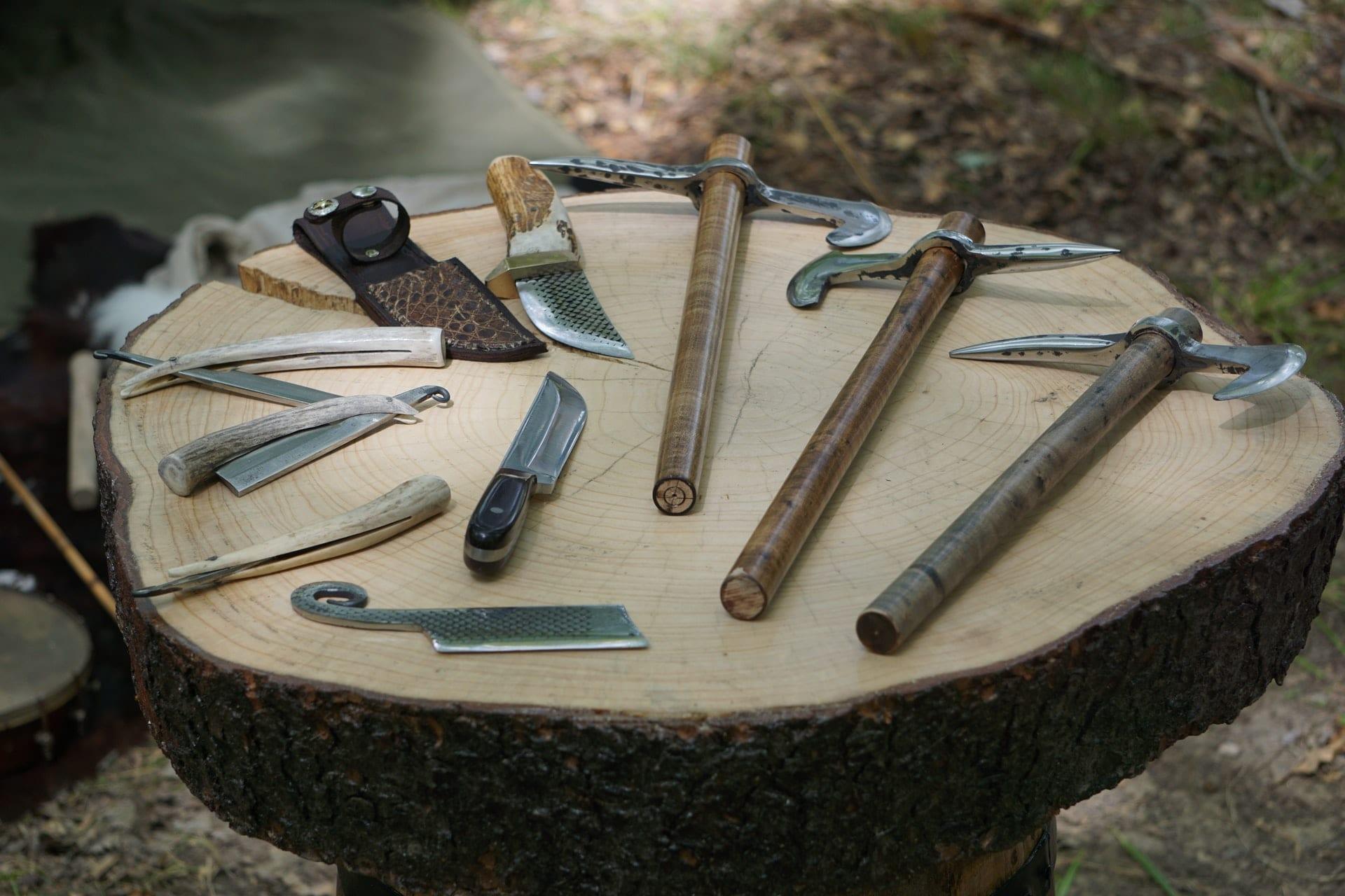 axe collection
