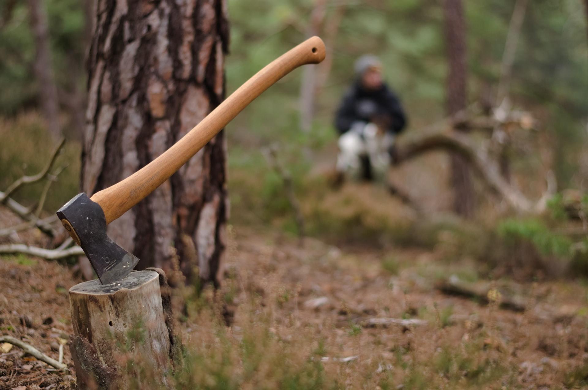 prepper axe