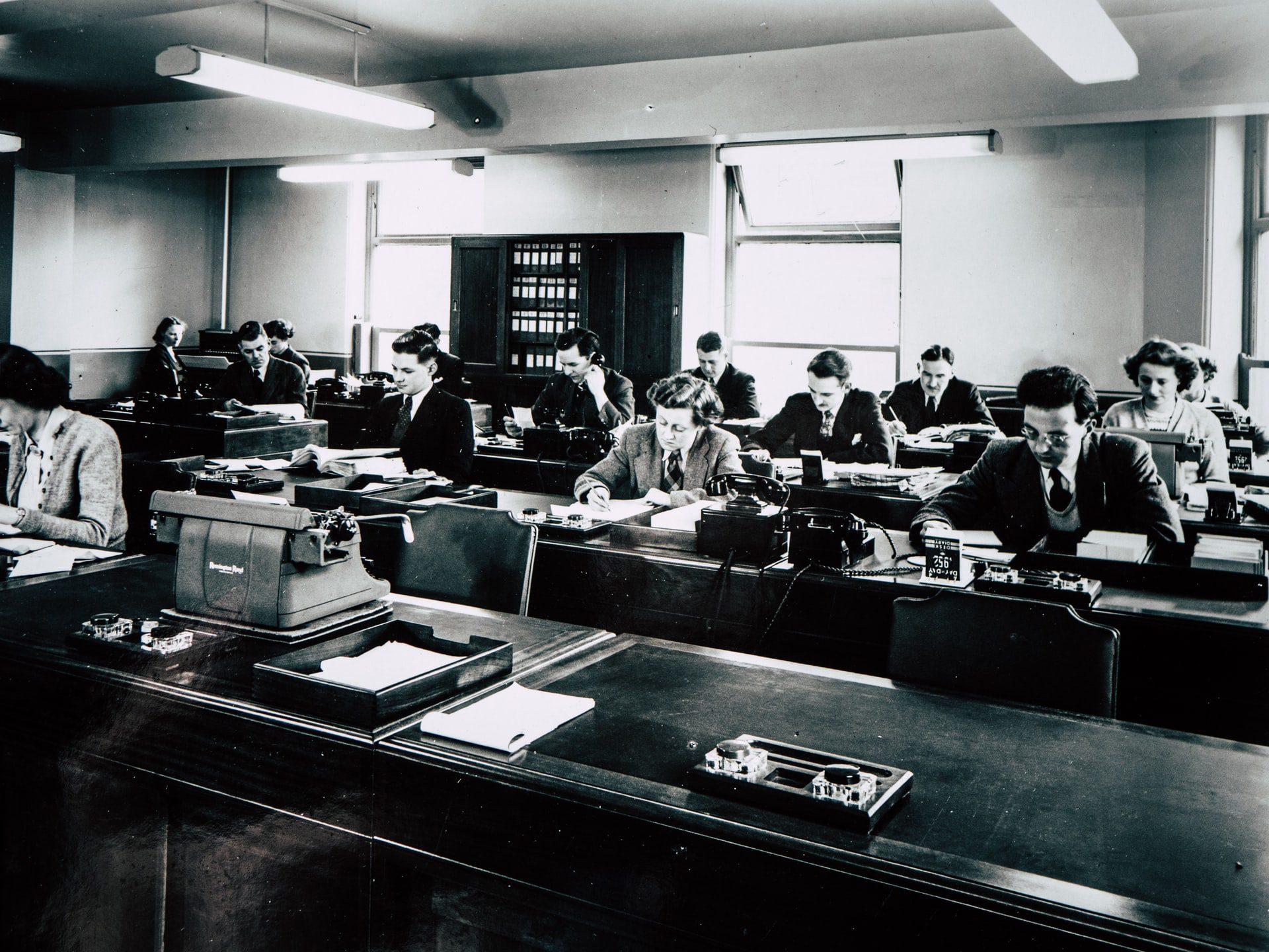 Morse code department